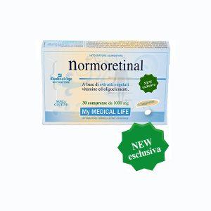 normoretinal